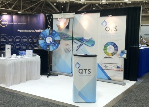 QTS Booth at MDM Mpls 2014