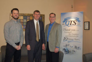 QTS Welcomes Congressman Paulsen