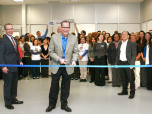 QTS Ribbon Cutting Photo
