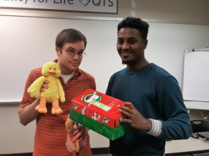 QTS Operation Christmas Child 2016