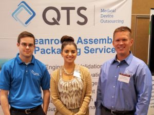 QTS at Medical Device Packaging Conference 2016