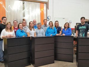 QTS Dresser Build at Bridging 2016