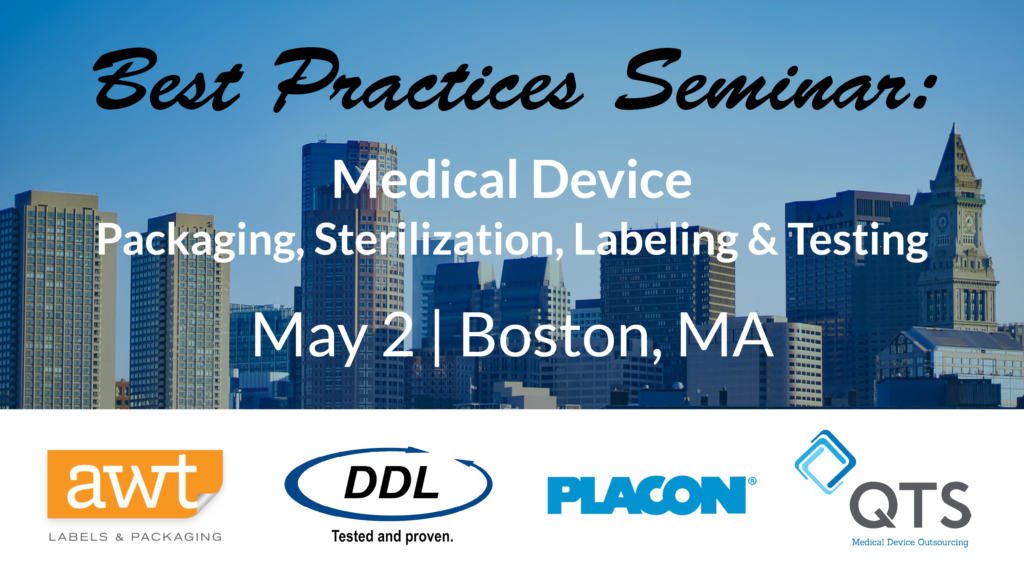 Medical Device Best Practices Seminar in Boston