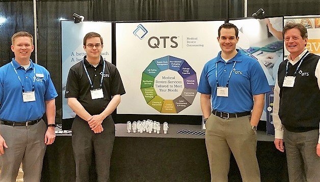 QTS at HealthPack 2017