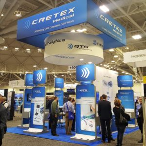 Cretex Medical Booth at MD&M Minneapolis 2017